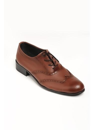 Oksit Klasik Ayakkabı Taba